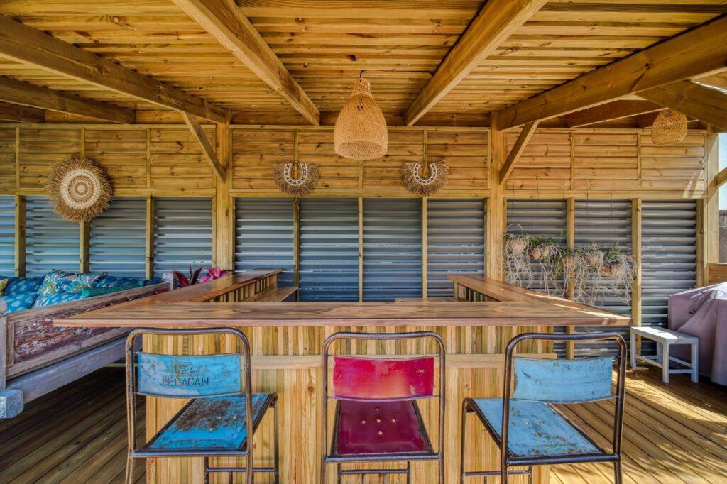 R CHARPENTE Aménagement extérieur piscine