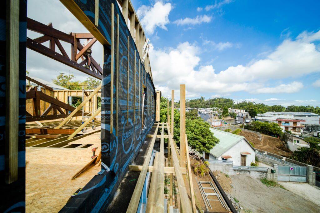 R CHARPENTE Construction maison 1