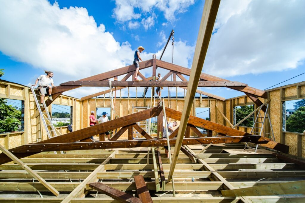 R CHARPENTE Construction maison 2