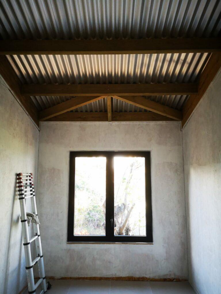 R CHARPENTE Rénovation plafond